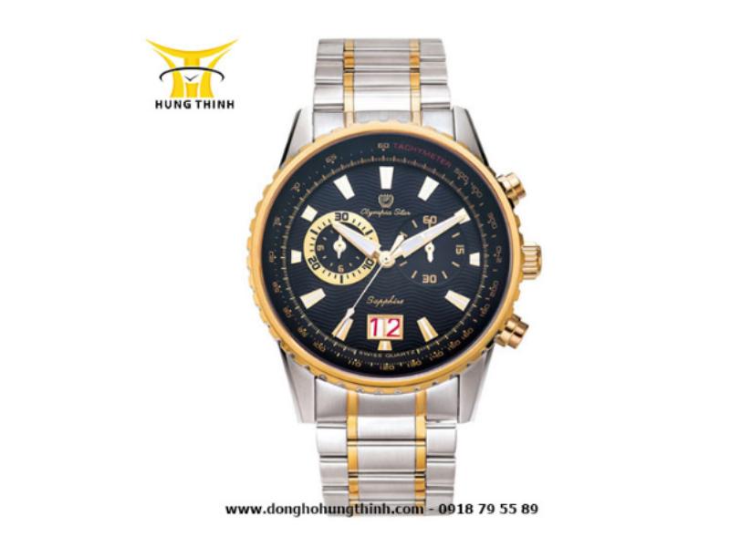 Sản phẩm đồng hồ OLYMPIA STAR OPA589-01MRS-D