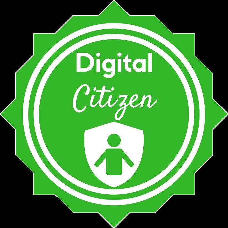 Digital Citizen Badge