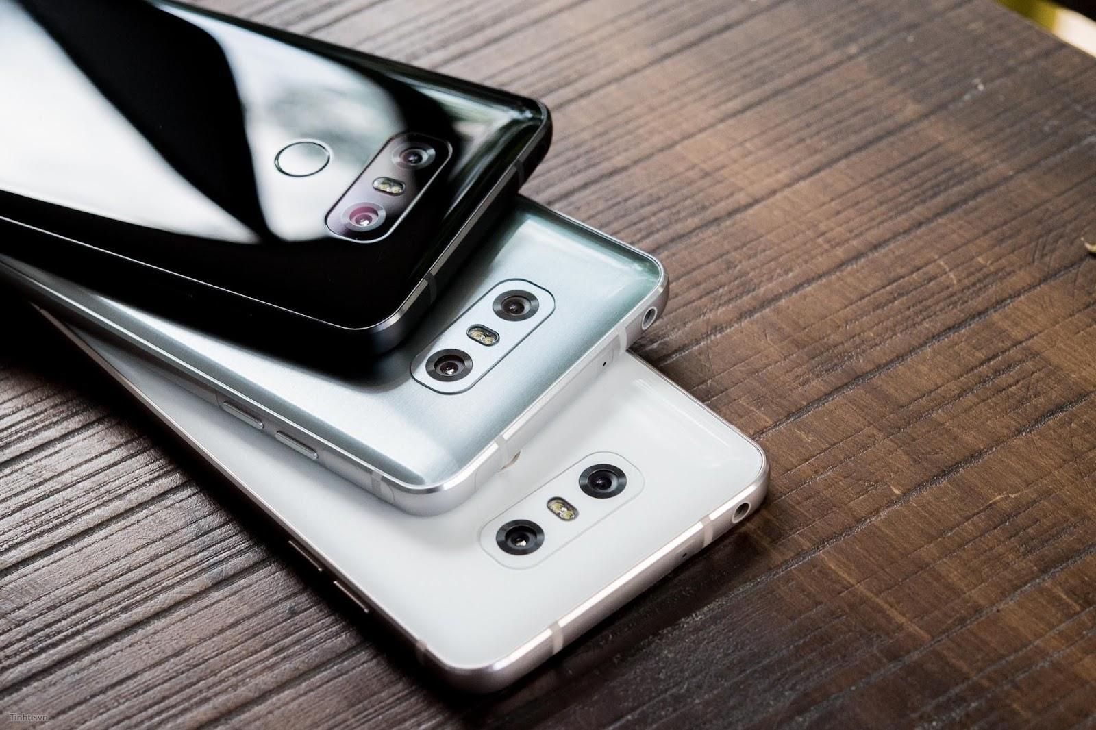Giải đáp thắc mắc: Có nên mua LG G6 giá rẻ?