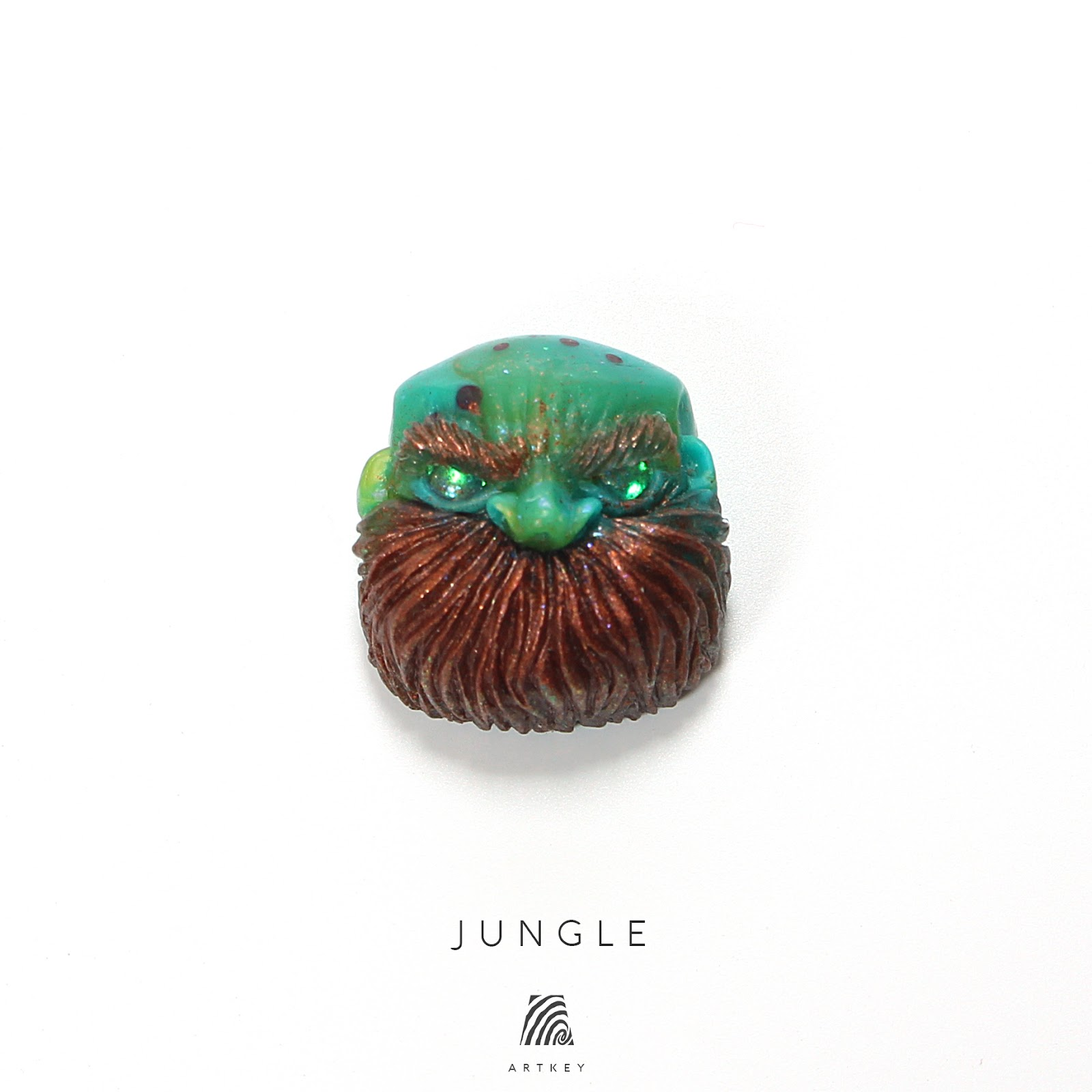 Artkey - Jungle Jack Bald