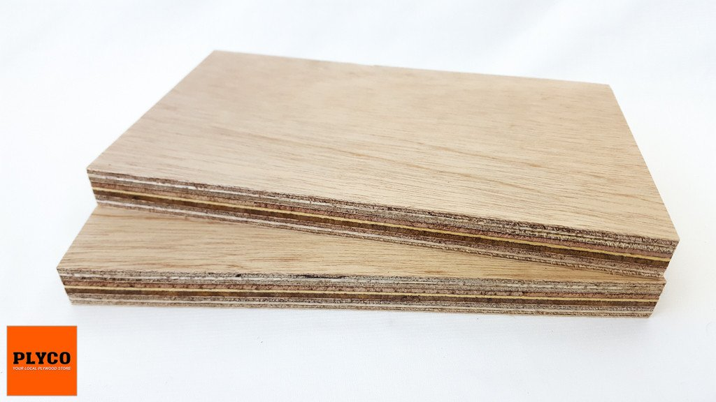 Plyco's Hardwood Exterior Plywood