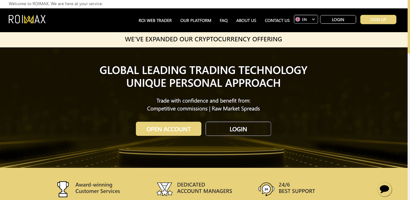 ROIMAX Cryptocurrency Trading Platform Review 2