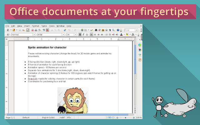 open source pdf writer download