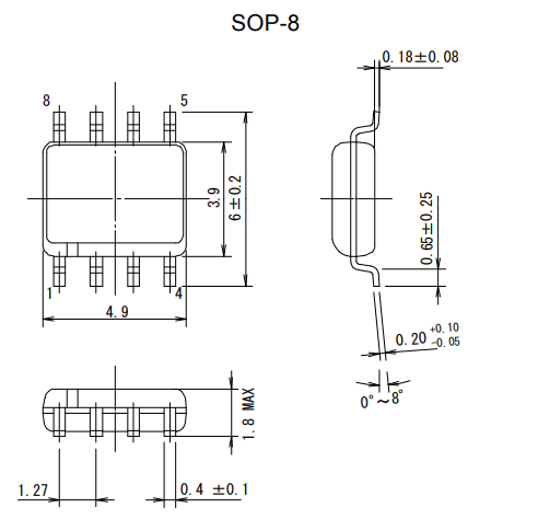 How do SPC7011F FA5695 FA5696 ICs work in a pulse power supply circuit?