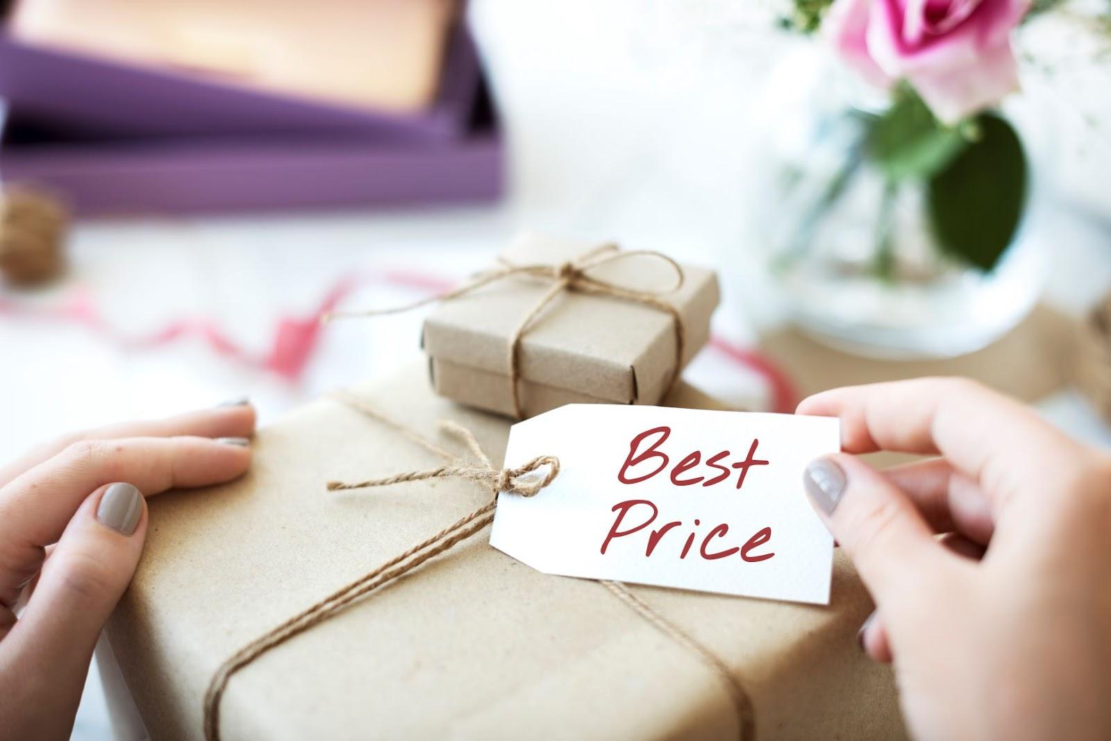 Seasonal merchandise is often discounted