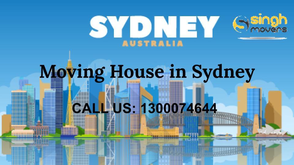 Moving House Sydney
