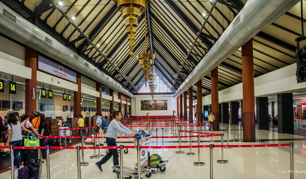 Airport in Cambodia