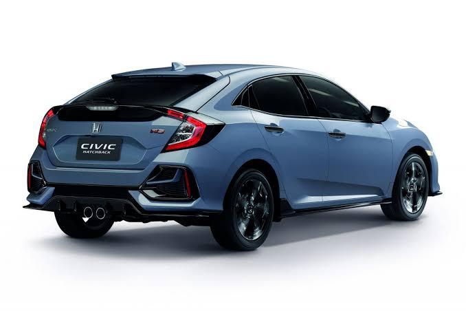 ดีไซน์ภายนอกรถยนต์ : Honda Civic FK Hatchback Turbo RS