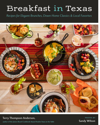 The author of the James Beard Cookbook Award finalist Texas on the Table presents nearly one hundred recipes for breakfast and brunch, including favorites from some of Texas's most popular restaurants, along with menus for entertaining and delightful culinary notes.