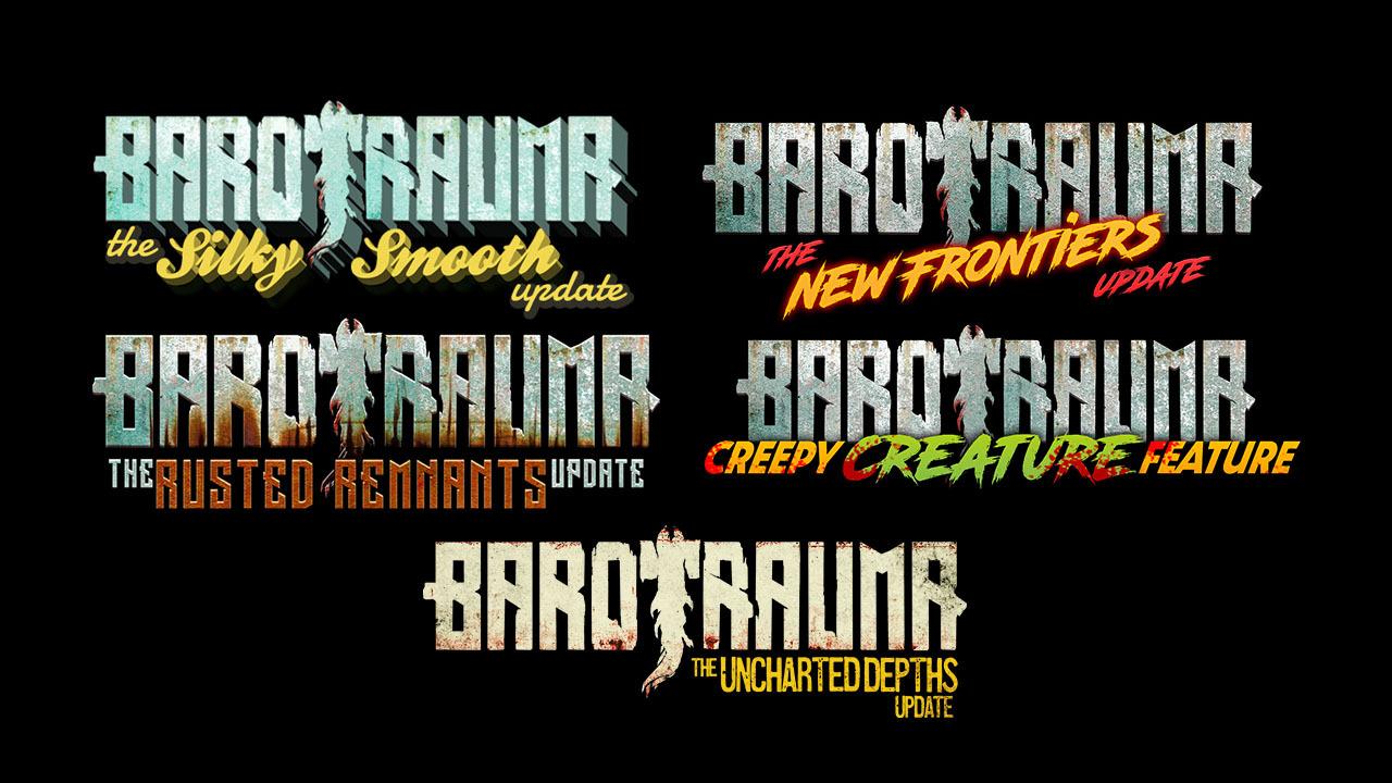Barotrauma update logos 2020
