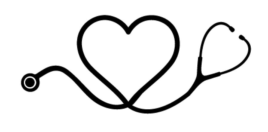 Pin by Miranda St John on Me gusta | Nurse clip art, Medical clip art,  Heart decals