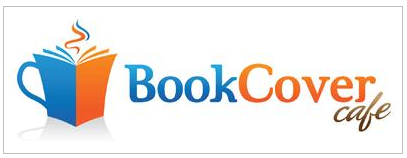 book cover cafe logo