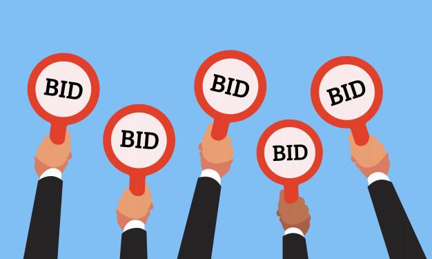 manual bidding 1