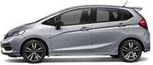 รถยนต์ Honda Jazz Gk มีทั้งหมด 6 สีได้แก่ 03