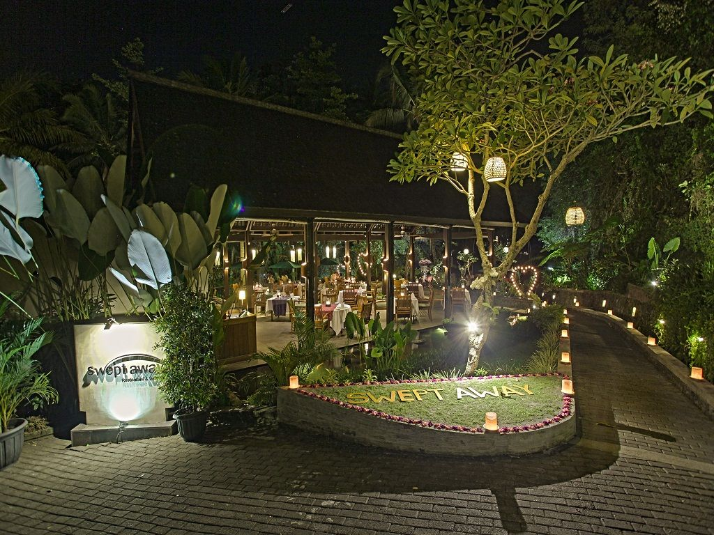 Swept Away Restaurant Ubud
