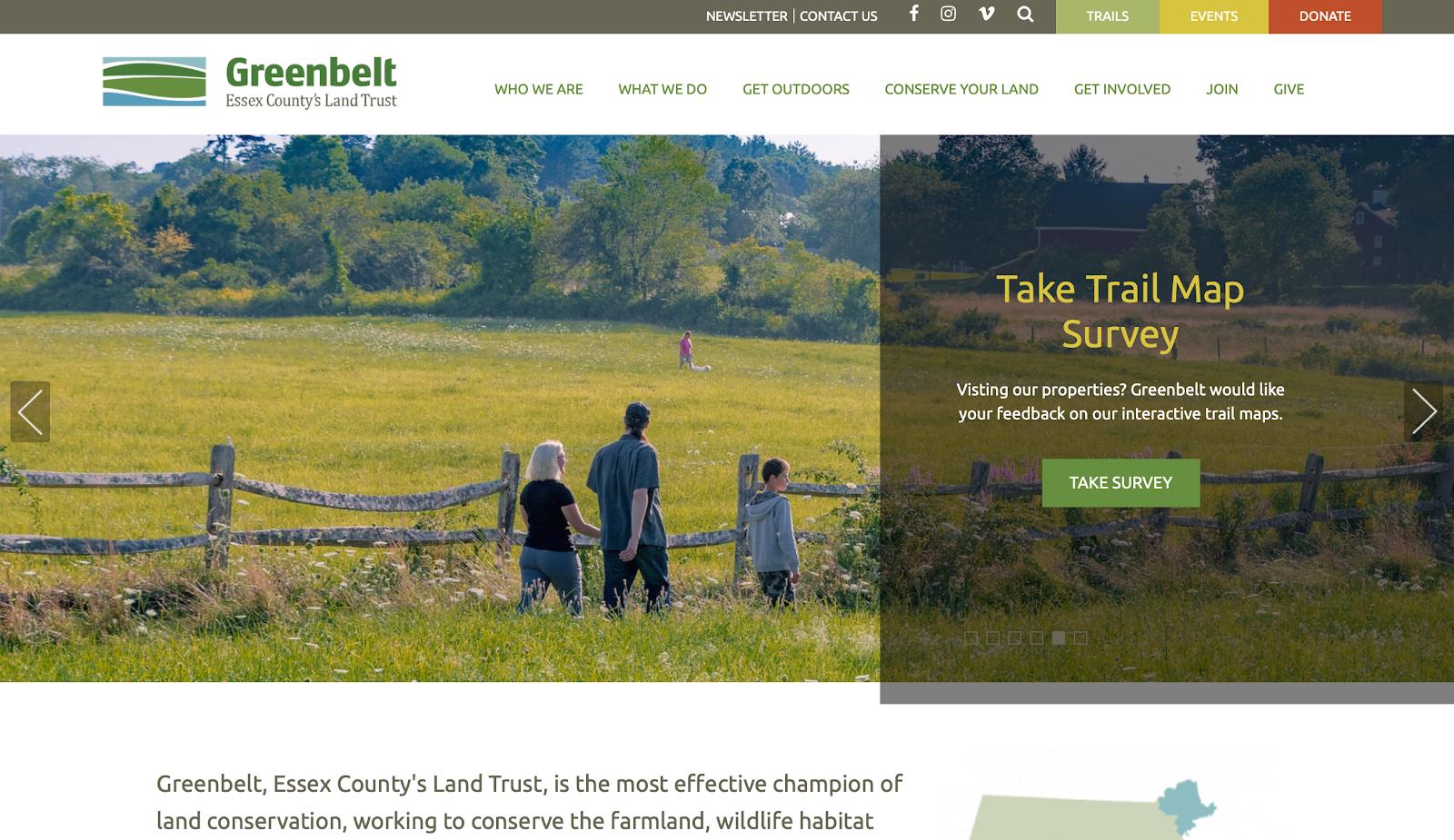 Nonprofit Website Examples To Inspire