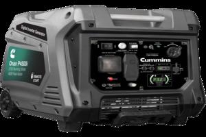 Onan P4500i Inverter Portable Gensets