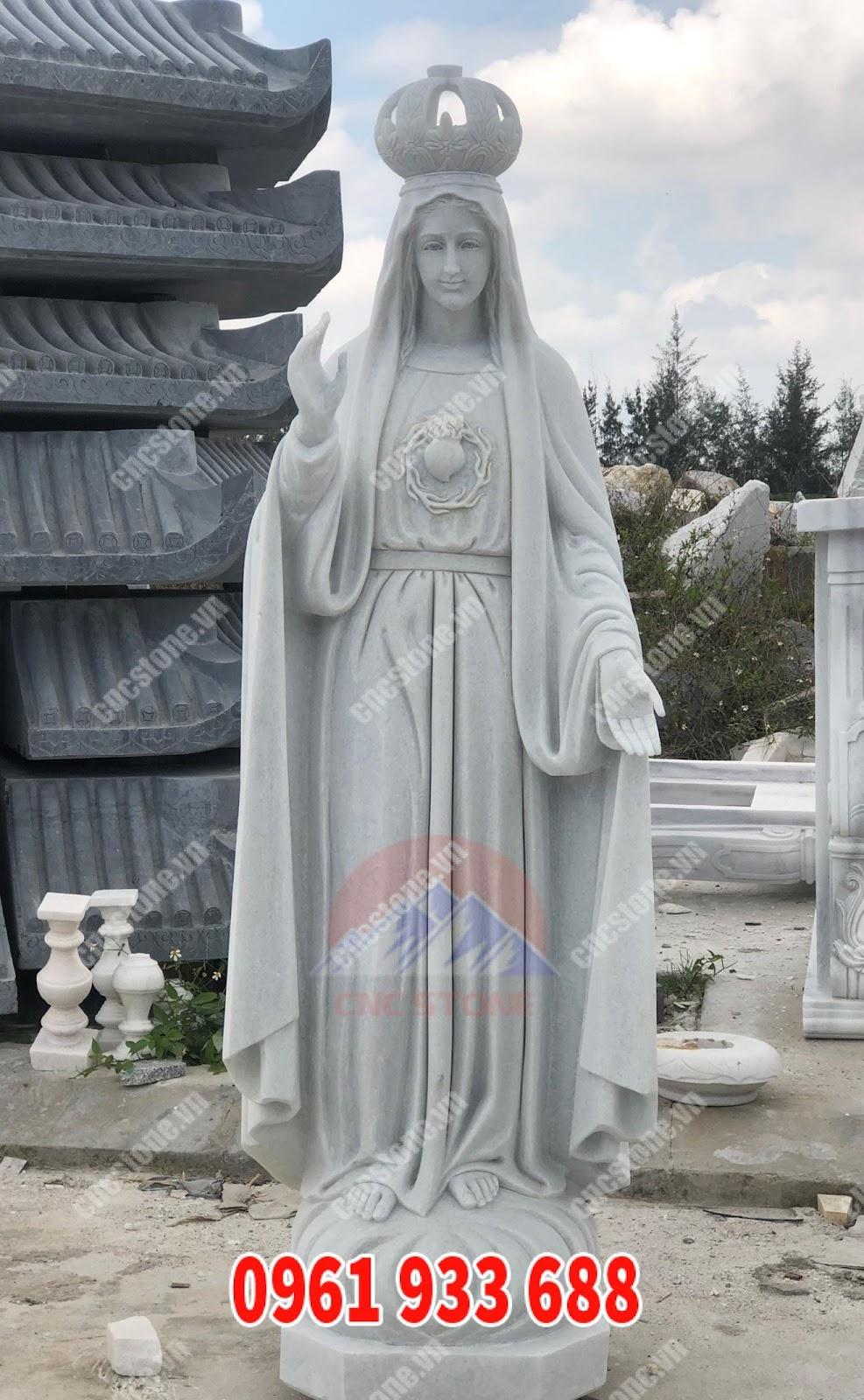 tượng đức mẹ đẹp