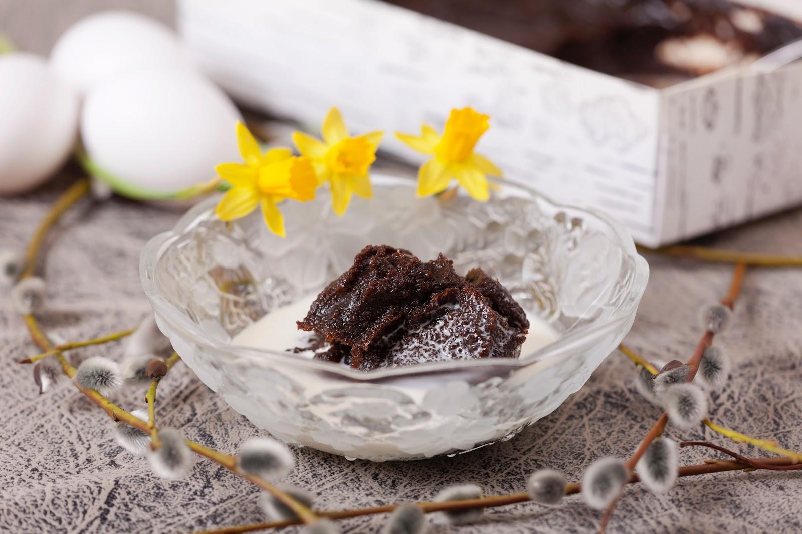 """Traditional Finnish Easter dessert """"Mämmi"""""""