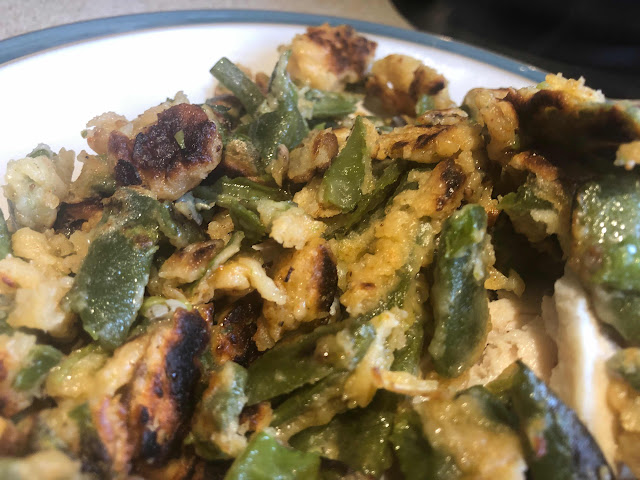 Fried Portuguese Green Beans
