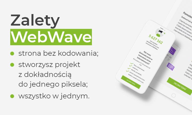 webwave zalety