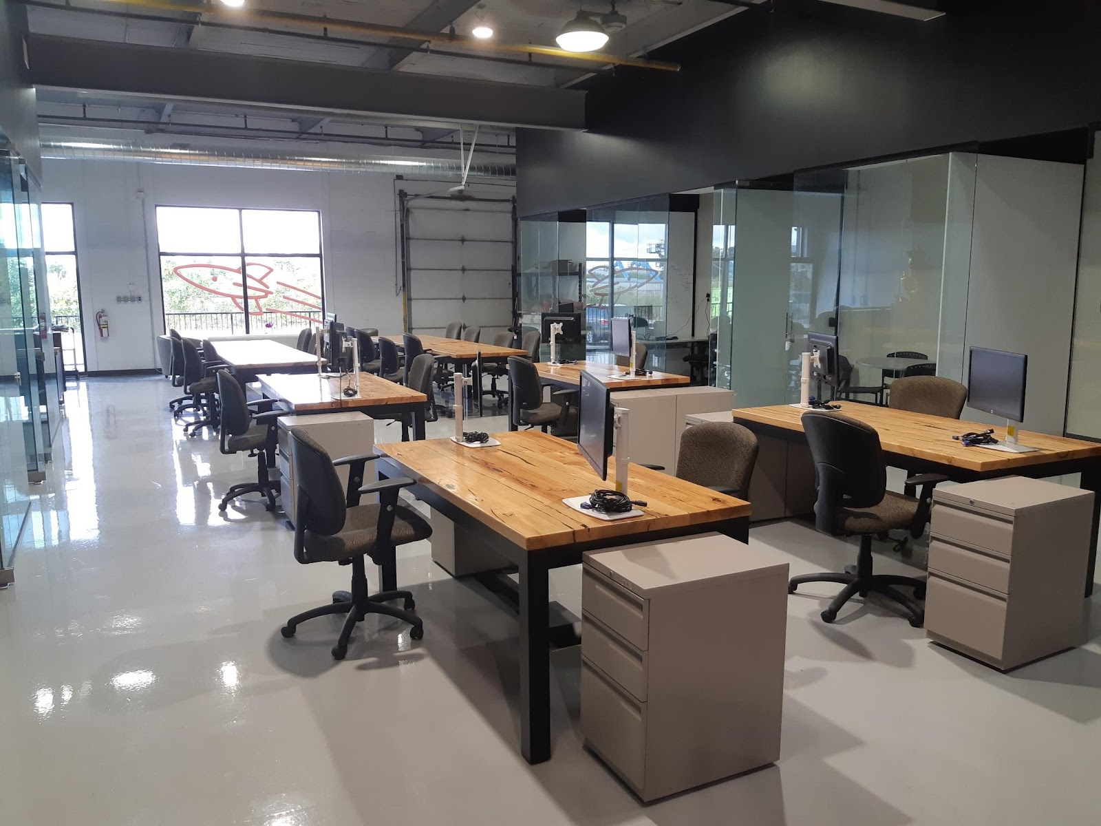 Rocketworx Labs Coworking Space in Toronto