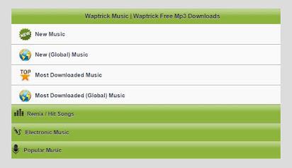waptrick mp3 apk free download
