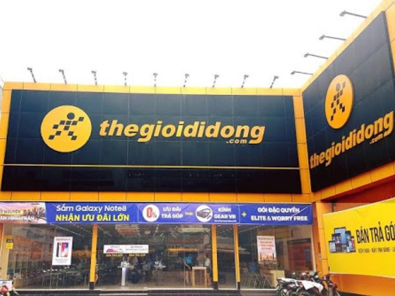 """Sở hữu hơn 1000 cửa hàng trên toàn quốc, Thế giới di động là một cái tên được đông đảo người Việt """"chọn mặt gửi vàng"""""""