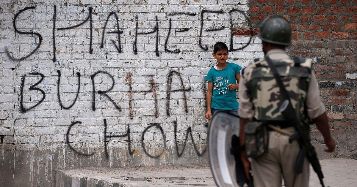 Image result for radicalisation of kashmiri youth
