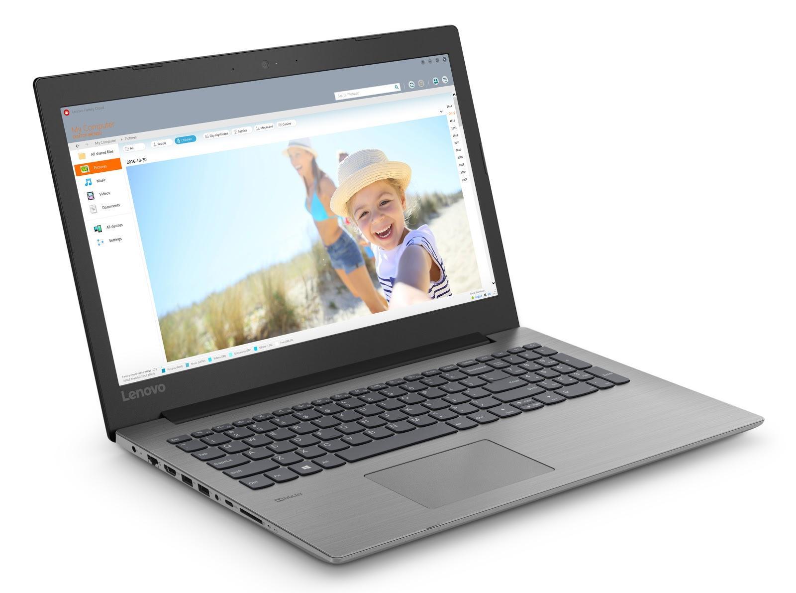Фото 2. Ноутбук Lenovo ideapad 330-15 Onyx Black (81DE01VPRA)