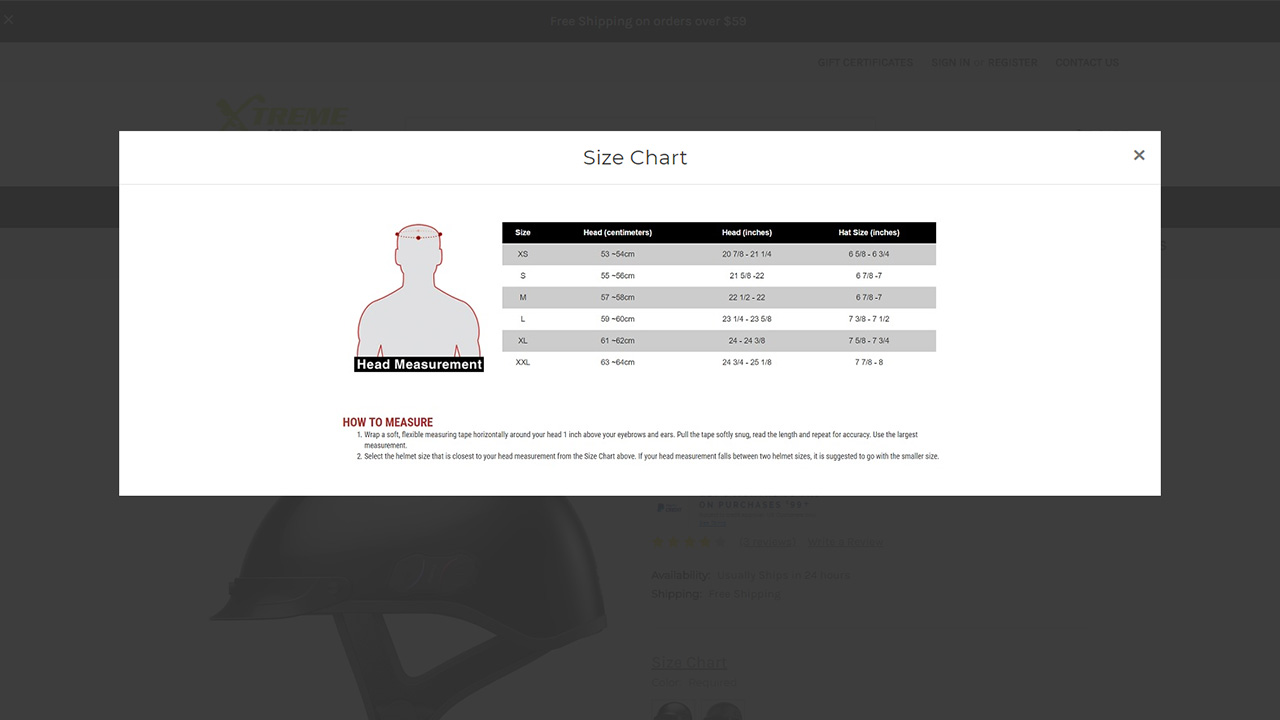 """Top 3 BigCommerce Size Chart Apps That Make Your Website More """"Fit""""!"""