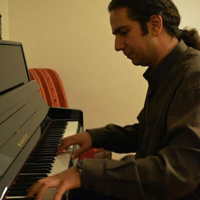 هامان بریمانی مدرس پیانو ارگ و کیبورد