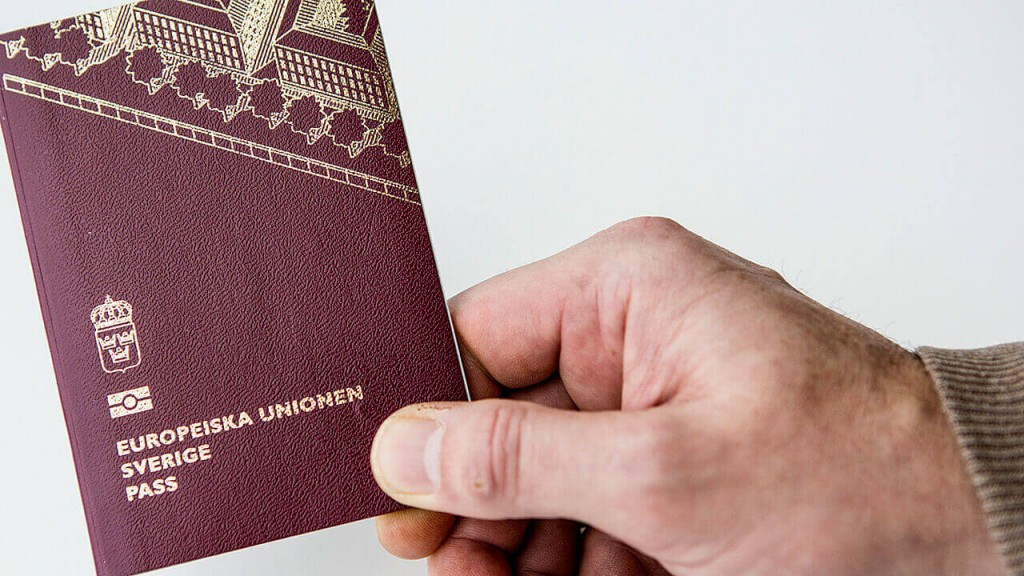 Glöm inte passet!