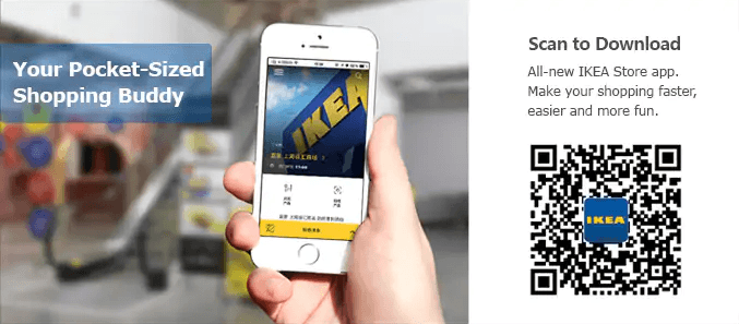 IKEA introduces faster check-outs