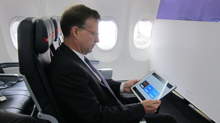 Image result for virgin air australia wifi