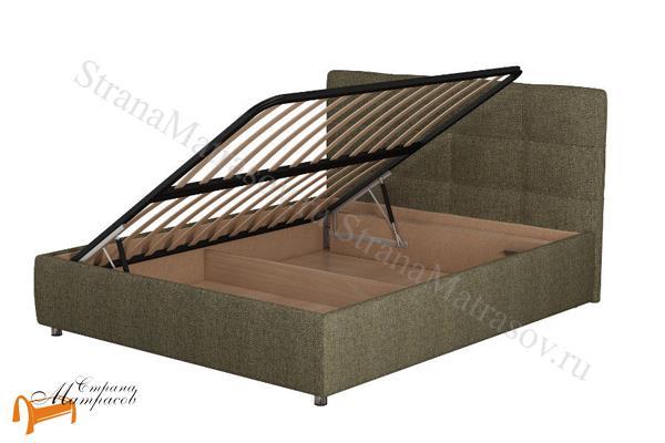 Кровать с боковым подъемом