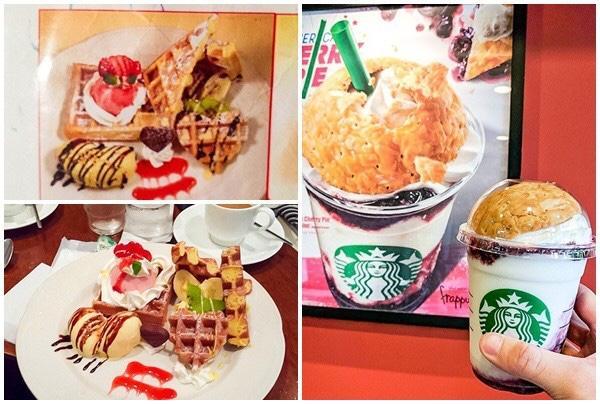 Đồ ăn ở Nhật Bản