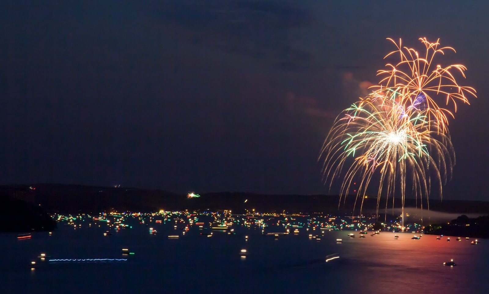 fourth of july lake of the ozarks