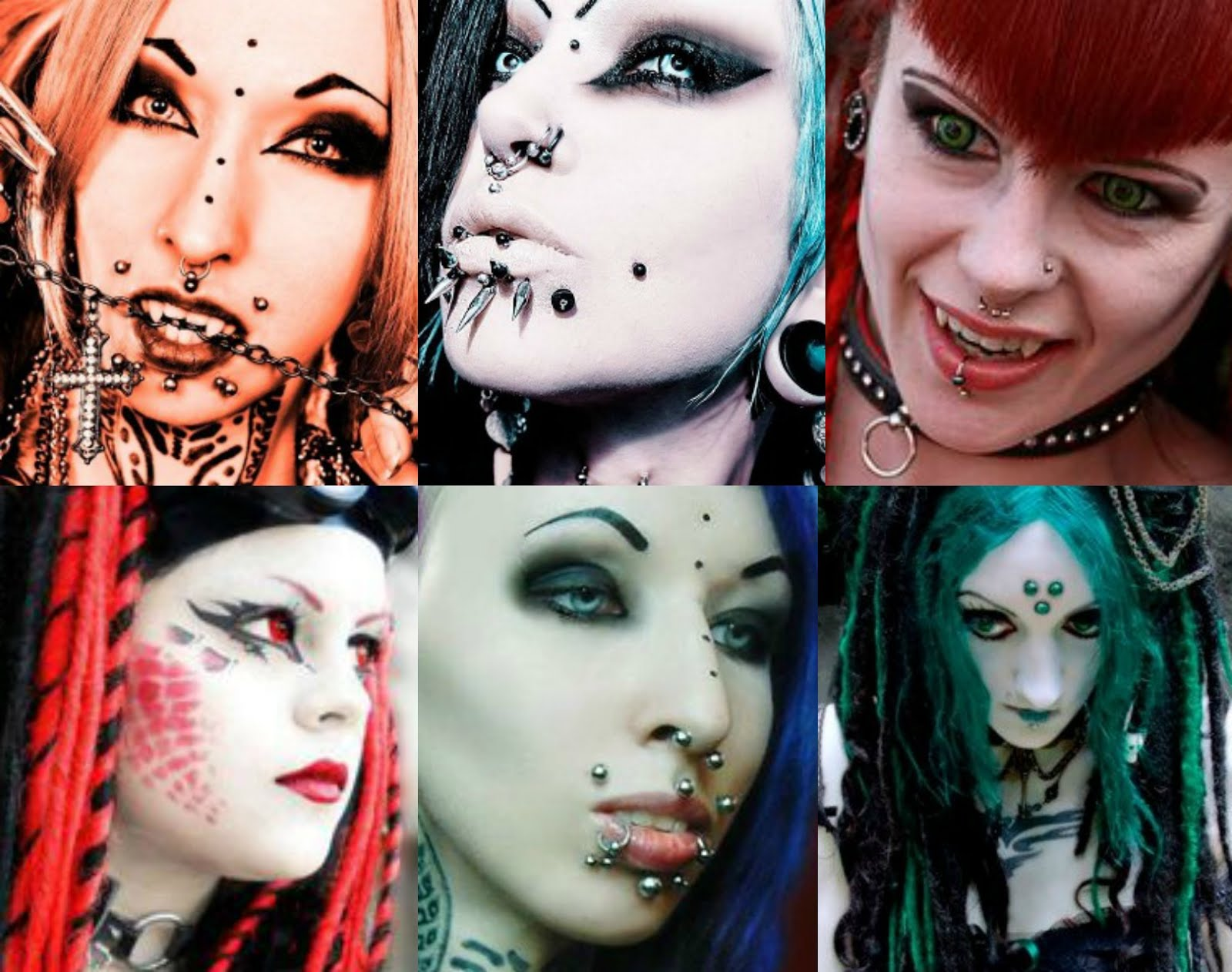 Cybergoth clothing