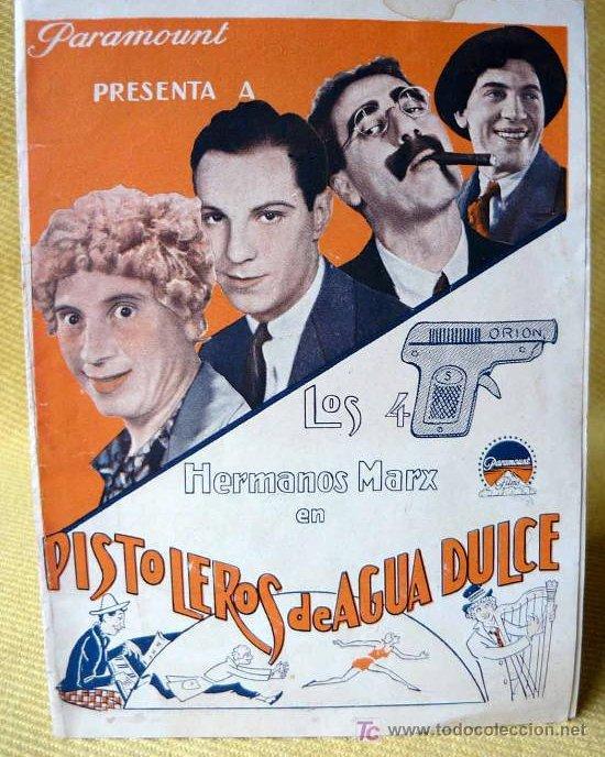 Pistoleros de agua dulce (1931, Norman Z. McLeod)