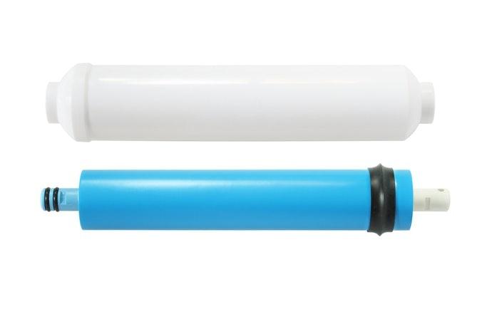 ระบบกรองน้ำแบบ RO (Reverse Osmosis) ให้เหลือแต่น้ำบริสุทธิ์ด้วยรูขนาดเล็ก