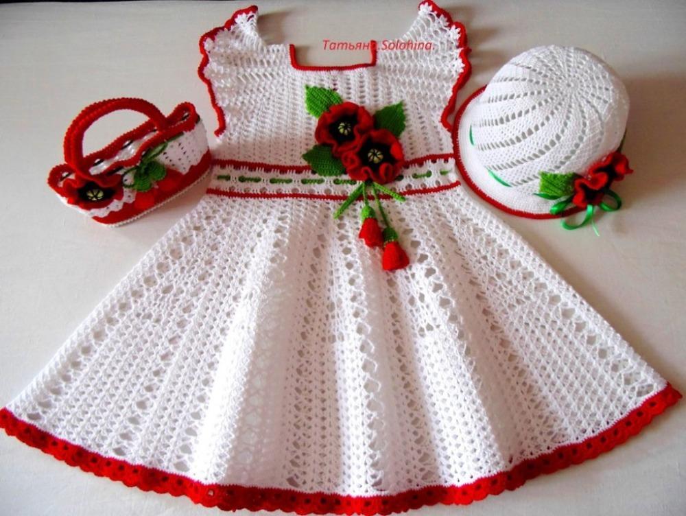 Dodatkowe Ubranka dla dzieci handmade na drutach schematy: 30+ najpięknych YU65