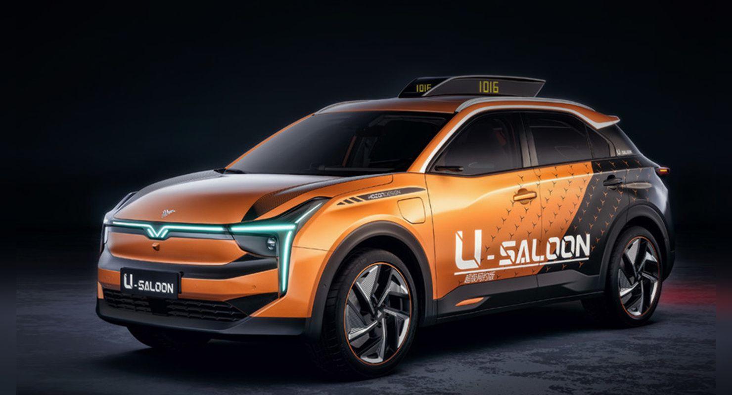 Нова модель авто для використання в сфері таксі - Зображення 1