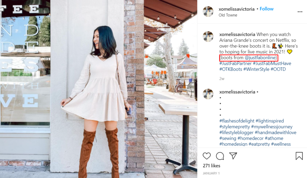 growing instagram with influencers