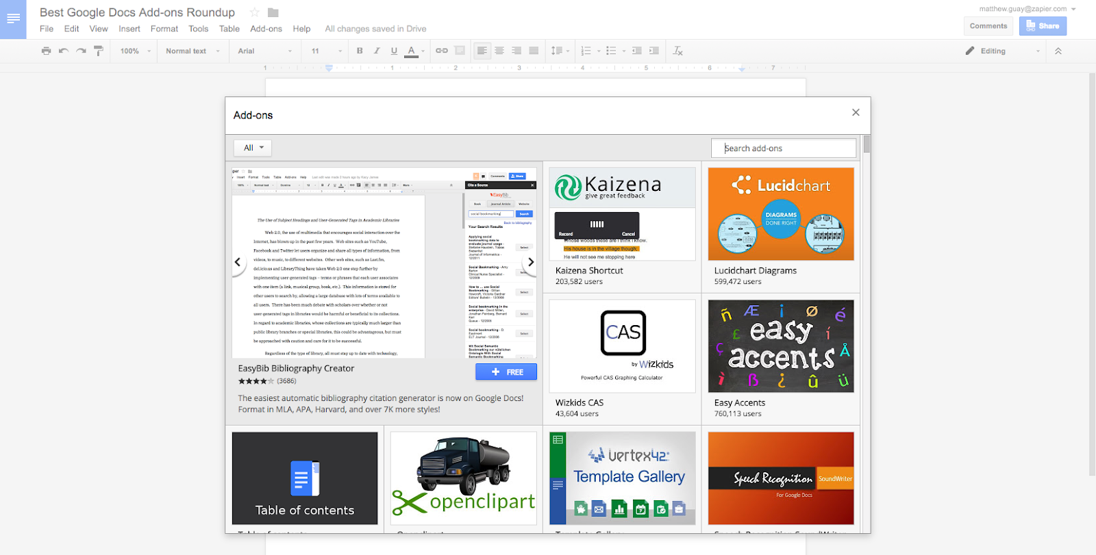 How to Use Google Docs to Write Your Blog Content - Boost Your Post Ranking.