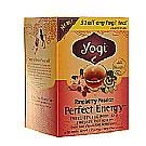 Yogi Tea Organic Teas Raspberry Passion Perfect Energy Tea