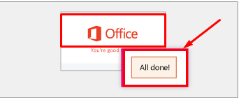 Office not working after update of Windows 10