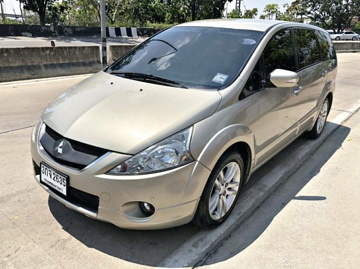 รถยนต์มือสอง Mitsubishi Space Wagon