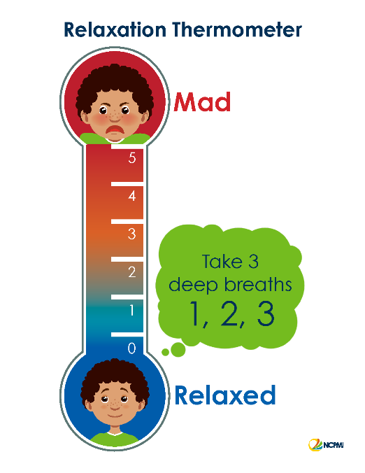 Self-Regulation Skills: Relaxation Thermometer cover image