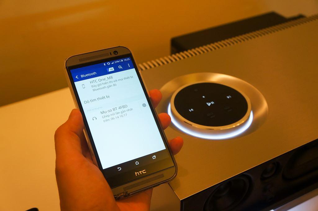 """Loa Bluetooth Naim Mu-so """"đáng đồng tiền, bát gạo"""" ảnh 5"""